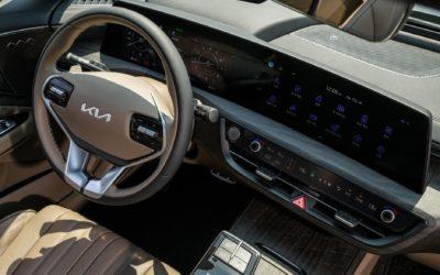All-New Kia K8 Design Story: Interior