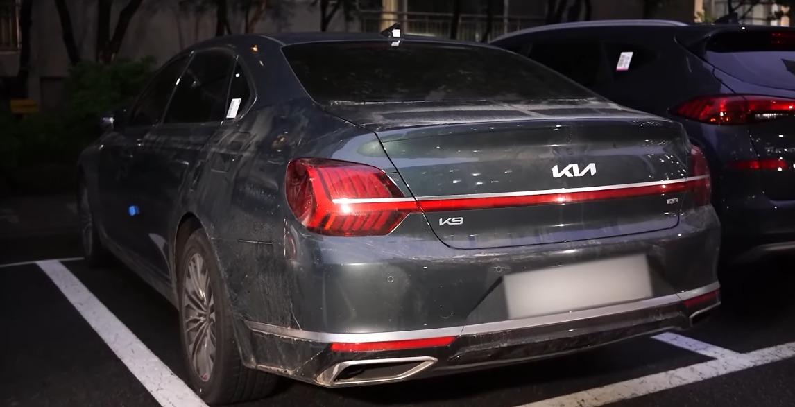 Kia the new K9