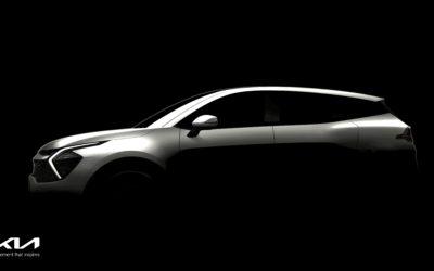 New Kia Sportage Teased, June 8th Debut