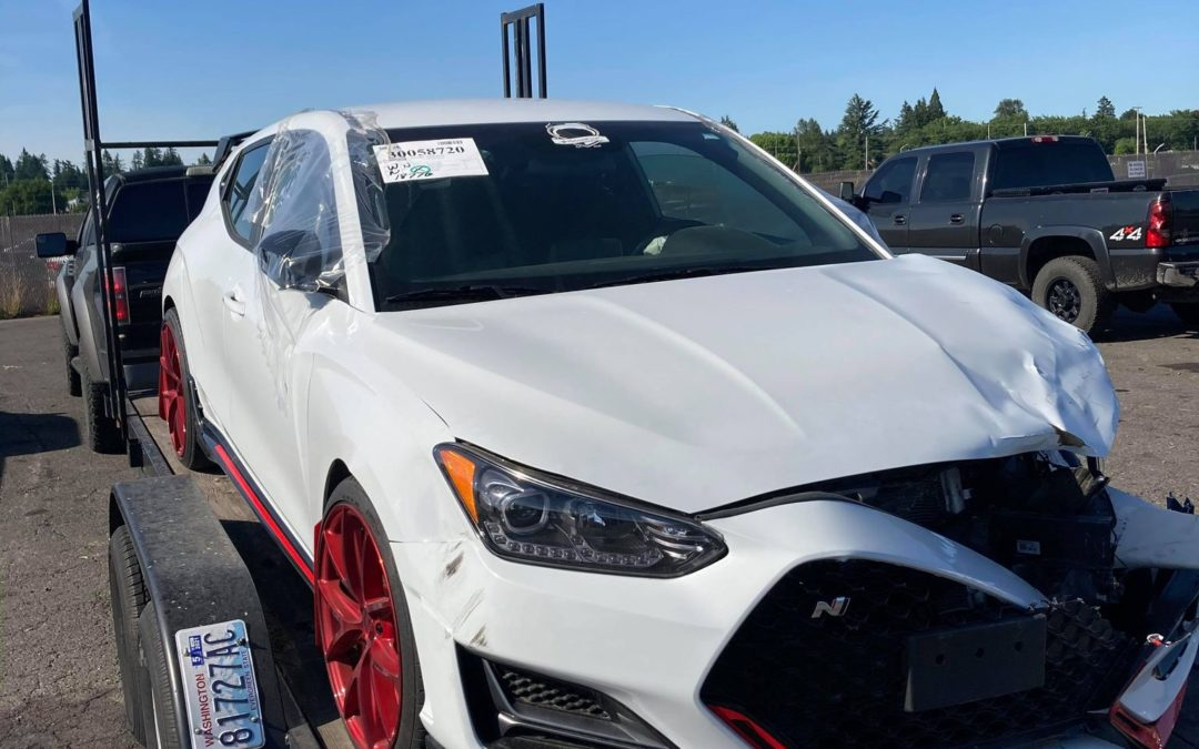 Veloster N Project Rebuild Part 1