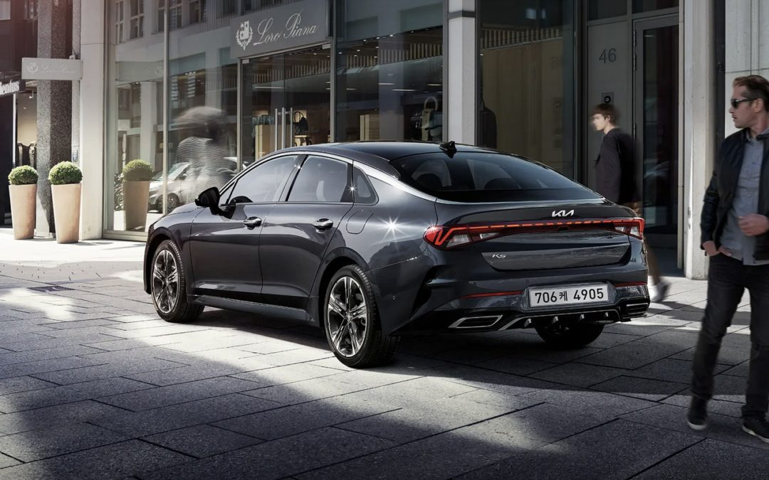 2022 Kia K5 Launched in South Korea