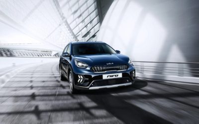 2022 Niro HEV & PHEV Launched in South Korea
