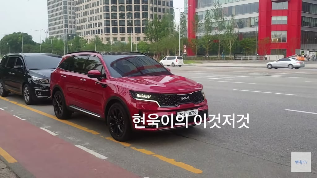 2022 Sorento to be Launched in South Korea, First Images