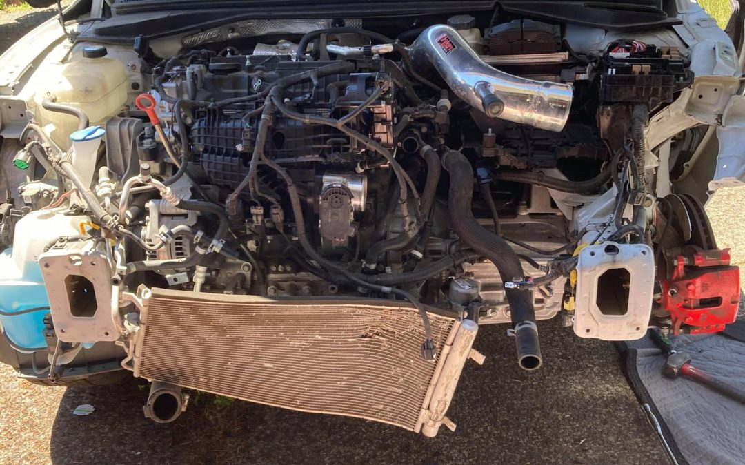 Veloster N Project Rebuild: Part 2
