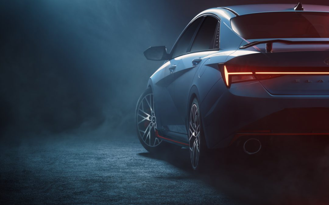 Hyundai Motor Turns Up the Heat with First Images of Elantra N – A Race Proven Everyday Sportscar