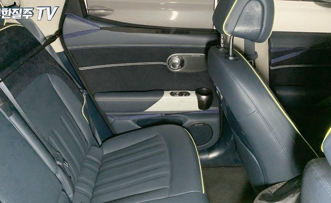 More Interior Pictures of Genesis GV60