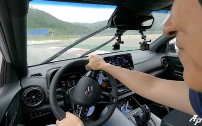 Hyundai KONA N Test Drive Video