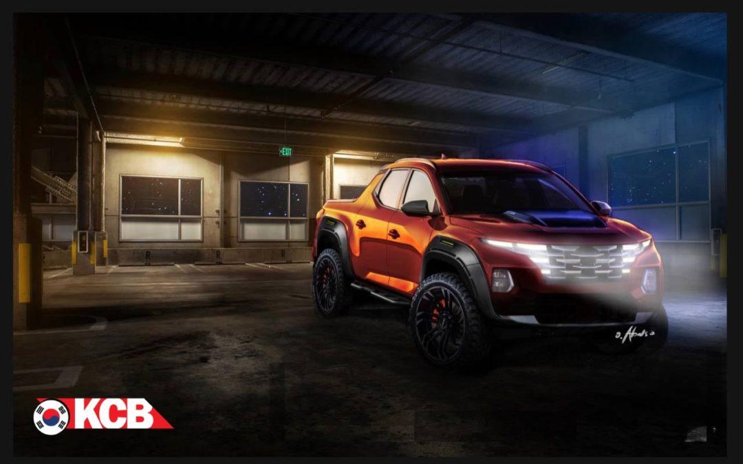 Hyundai Santa Cruz Off-Road Concept
