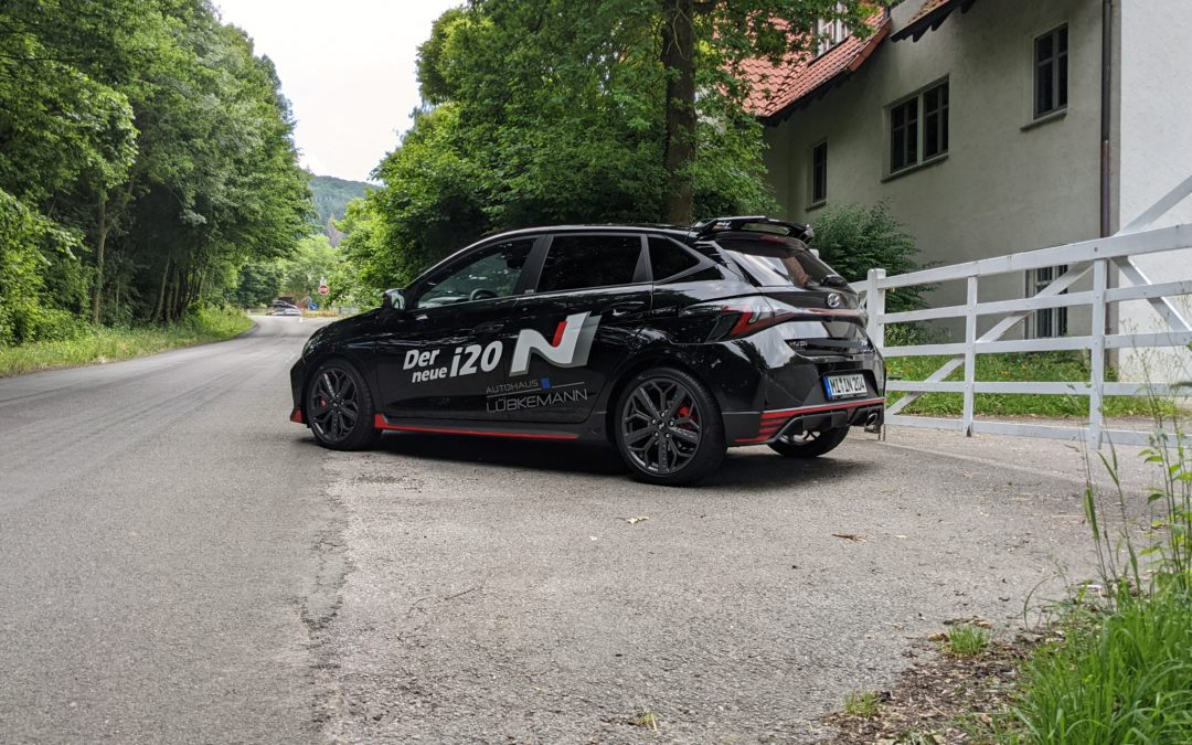 Review: Hyundai i20 N – The Little Fast Brother