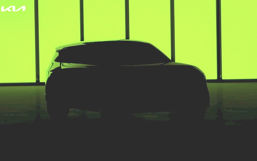 Kia Already Has Two EV SUVs Under Development