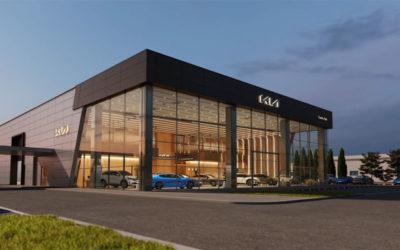 """Kia Korea Unveils New """"Kia Store"""" Design Standards"""