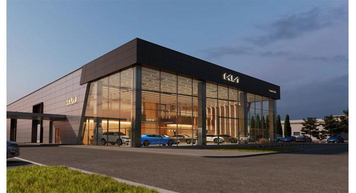 kia unveils Kia store design 1