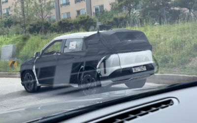 Is This a New Kia Electric SUV?