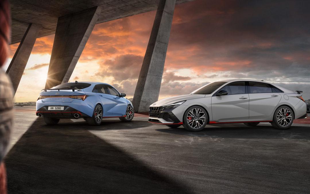 Hyundai Motor's Elantra N Debuts, Delivers Highest Level of N Performance Yet