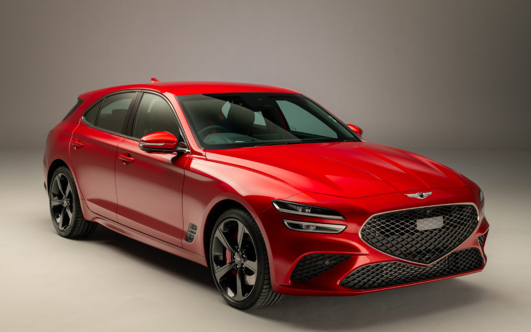 3.3 TT Under Discussion for G70 Shooting Brake