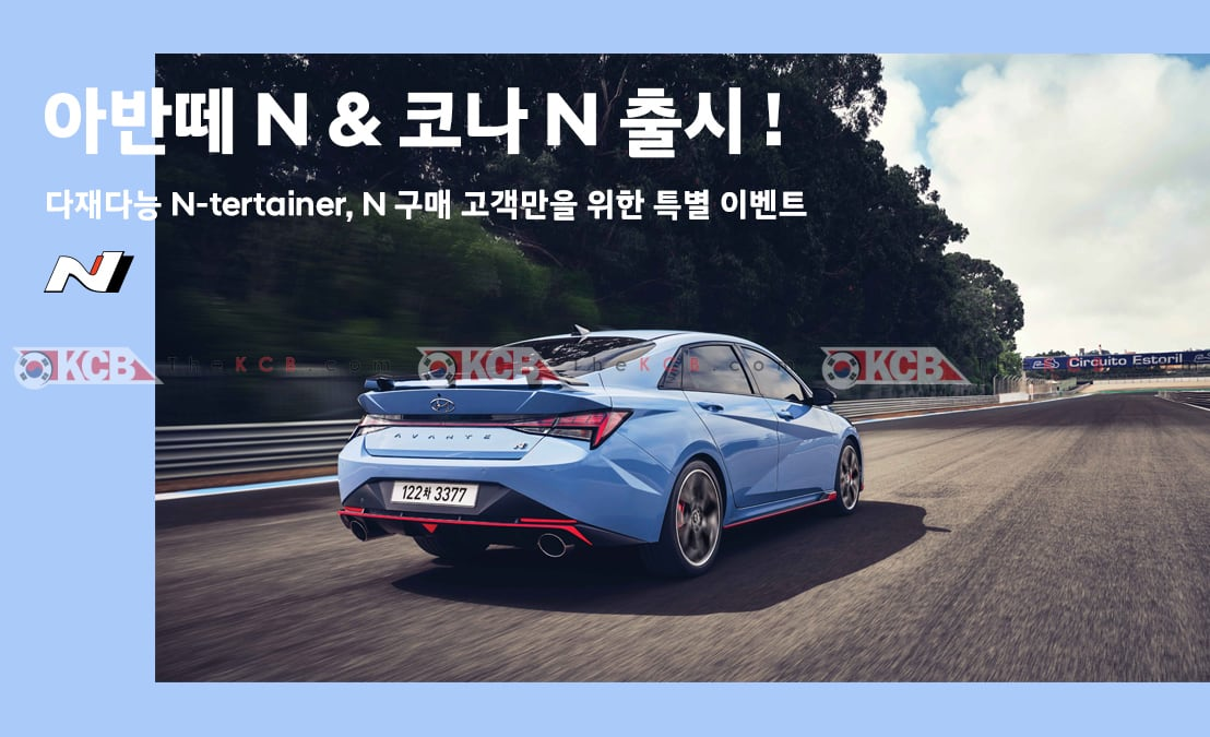 Hyundai Elantra N Avante N
