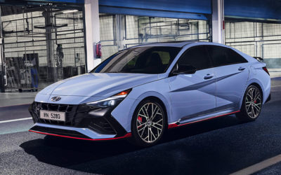 US-Spec Elantra N to Debut at NY AutoShow in August