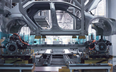 Hyundai's Most Advanced EV Manufacturing Process
