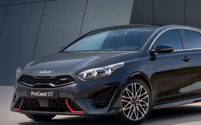 Kia CEED Facelift Official Pictures Leaked