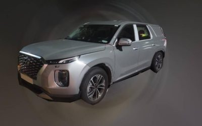 Mysterious Mule Could Be Hyundai IONIQ 7 or GV90