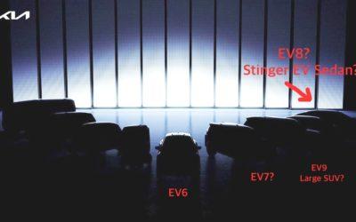 Updated Status on Kia Stinger Fate