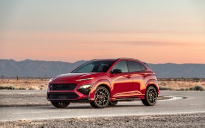 US-spec Hyundai Kona N: First Images