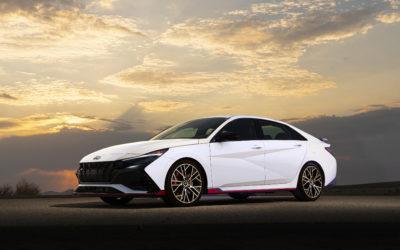 Hyundai Reveals US-Spec Elantra N w/ Manual & DCT
