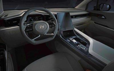 First Interior Look Inside Hyundai CUSTO