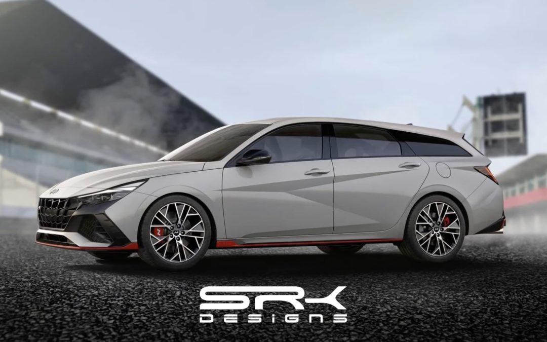 What if Hyundai Launches Elantra N Shooting?