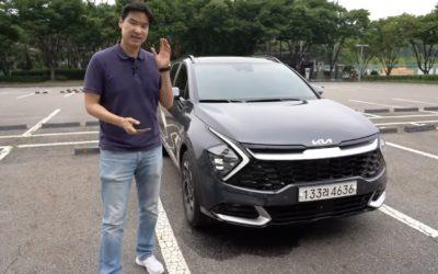 First Kia Sportage Look Around Video (English)