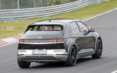 IONIQ 5 N Reportedly to Have 562 hp