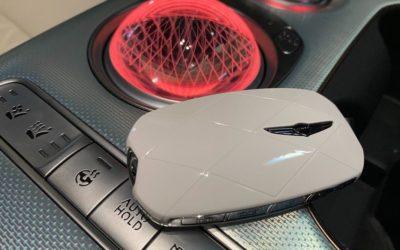 Genesis GV60 Key & Crystal Sphere