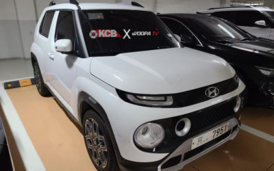 First Real-World Pictures of Hyundai Casper