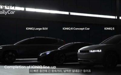 Hyundai Ioniq 7 SUV Teased