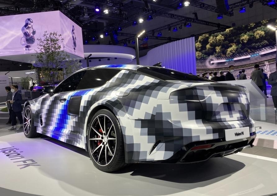 Kia's First Hydrogen Vehicle Won't Arrive Till 2028