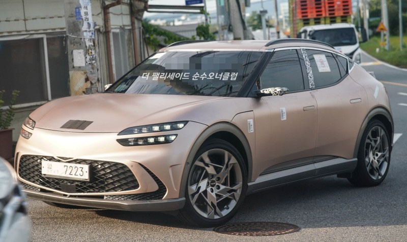 Genesis GV60 Could be Delayed