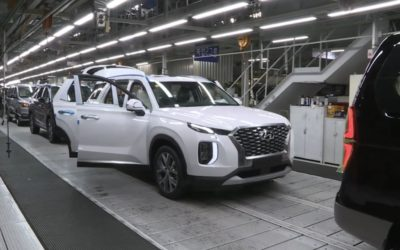 Hyundai is Struggling to Attend Palisade Demand