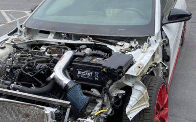 Hyundai Veloster N Rebuild: Part 3