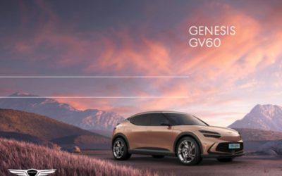 Genesis GV60 Brochure