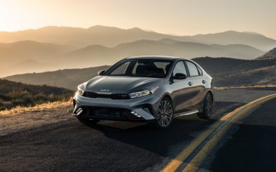 Kia Reveals Updated Forte for the U.S