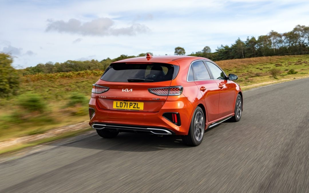 Kia Announced Updated CEED Range & Pricing for UK